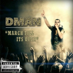 March Till It's Over (LP)