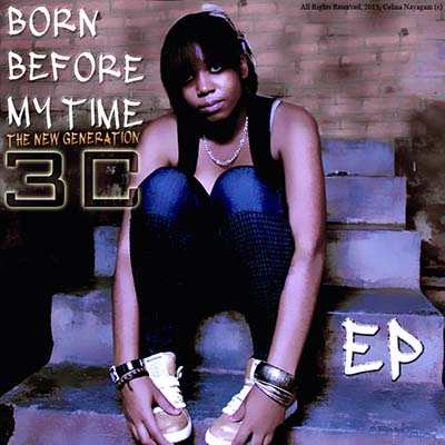 Born before my time