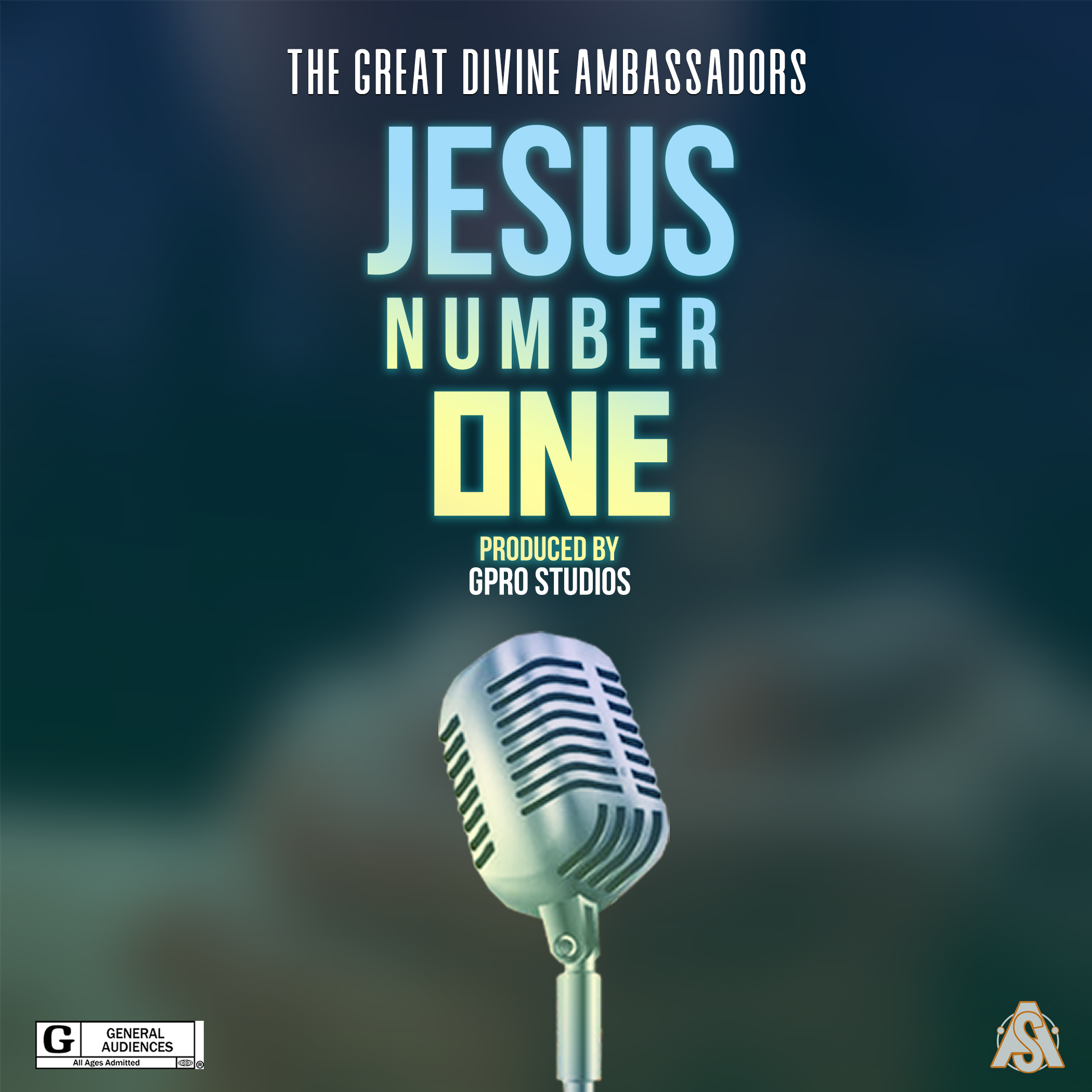 Jesus Is Number One