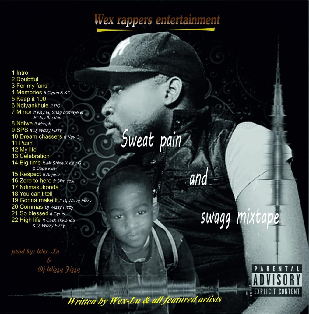 Sweat Pain and Swagg The Mixtape