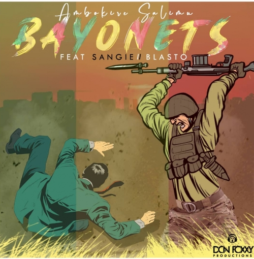 Bayonets feat Sangie and Blasto
