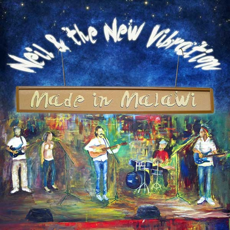 Neil and The New Vibration