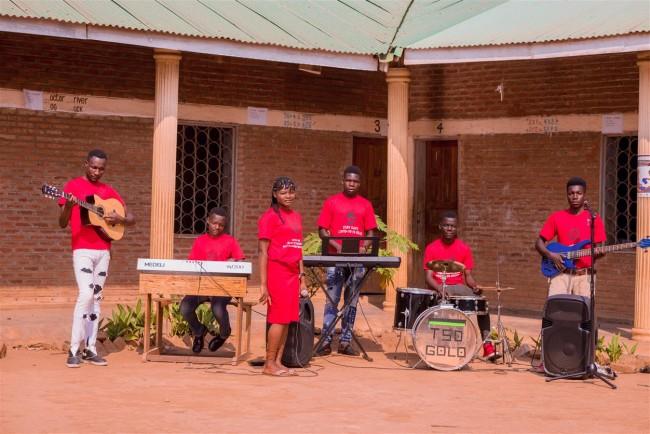 Tsogolo La Ana School Band